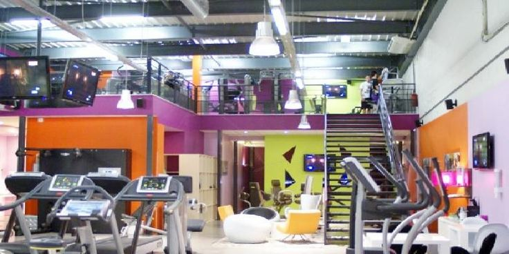 PhotoICR fitness club (Salle de sport Rennes)