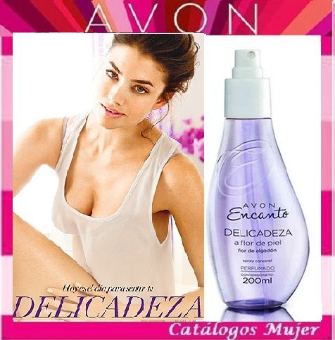 Avon Encanto DELICADEZ Colonia Refrescante 400ml Para ti a solo S/. 19.90