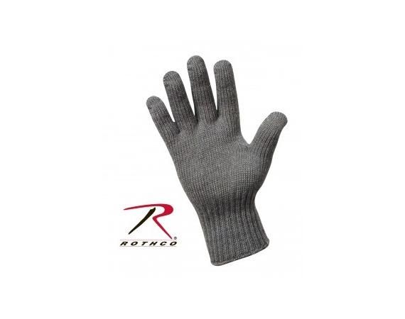 Rothco G.I. Wool Glove Liners - Foliage | Vermont's Barre Army Navy Store