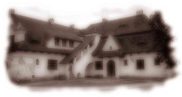 Kazimierz Dolny - łaźnia stan z 2001 roku