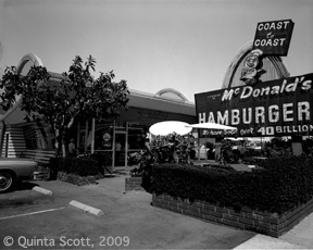 Azusa, California McDonald's Foothill Blvd.