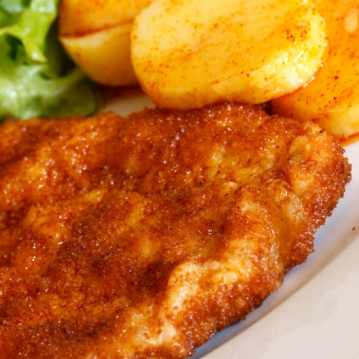 A classic schnitzel recipe, great served with potatoes and a salad.. Lemon Chicken Schnitzel Recipe from Grandmothers Kitchen.