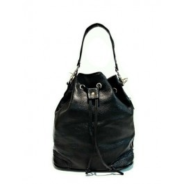 $199.95 Alicia Black Leather Handbag free shipping within Australia at sterlingandhyde.com.au