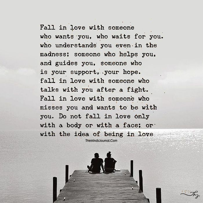 Fall In Love With…