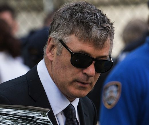 In which Zap2it asks Alec Baldwin, king of the freakout, to just keep his mouth shut.