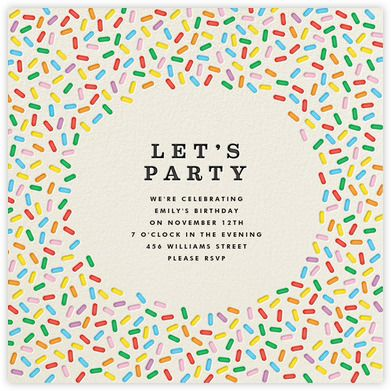 Birthday invitations - Paperless Post
