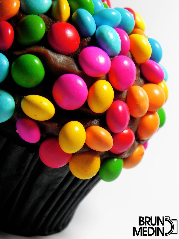 Colorfull Cupcake