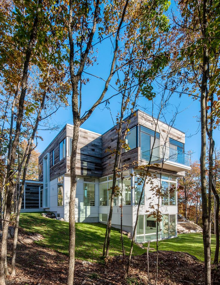 19 best Gatineau Hills House images on Pinterest Architecture