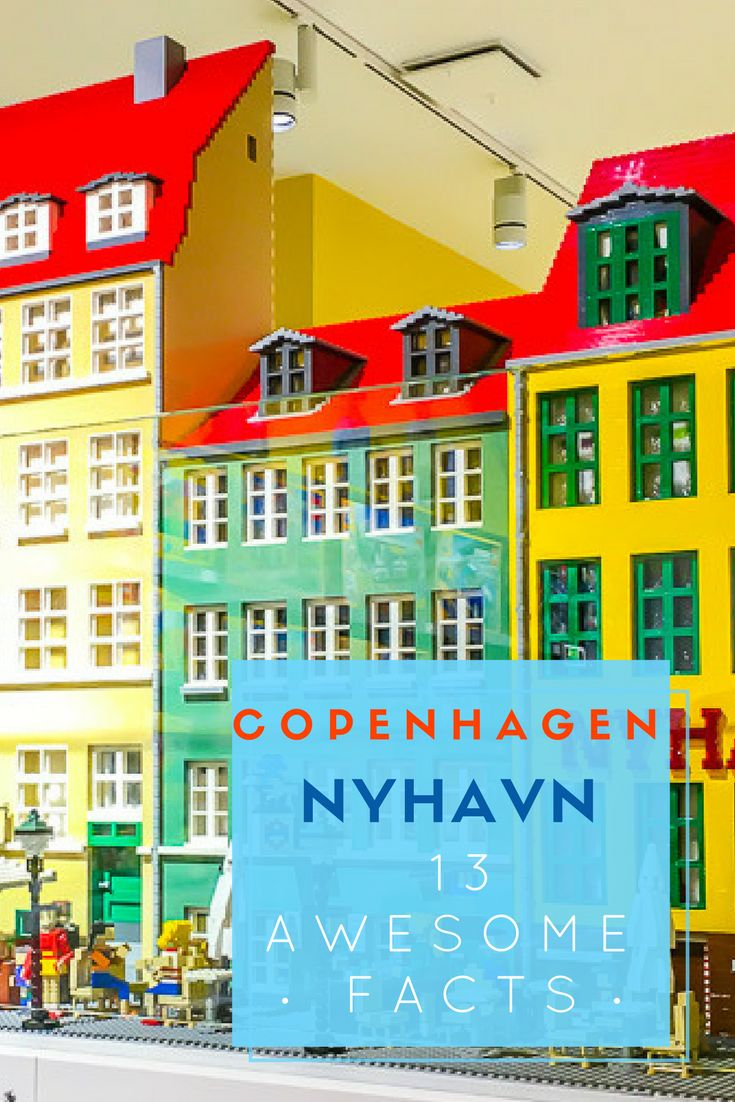 13 Amazing Facts About Copenhagen Nyhavn - read on to discover some amazing history and secrets... via @NiceRightNow