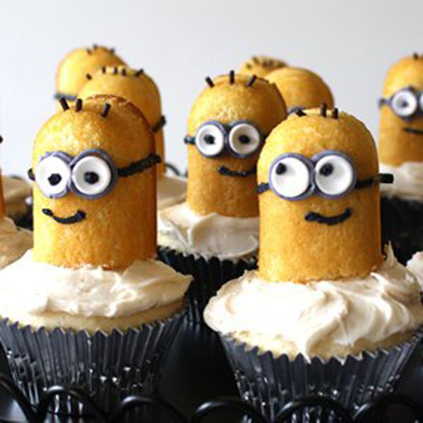 32 Best Minion Birthday Party Images On Pinterest
