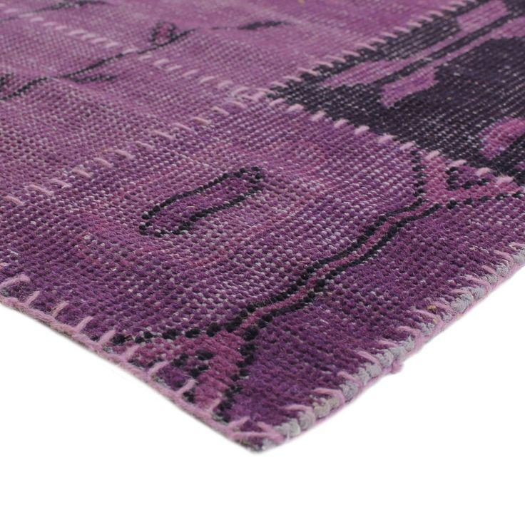 17 meilleures id es propos de tapis violet sur pinterest - Violet prune couleur ...