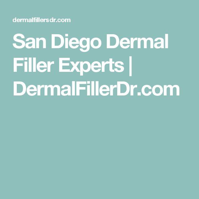 San Diego Dermal Filler Experts | DermalFillerDr.com