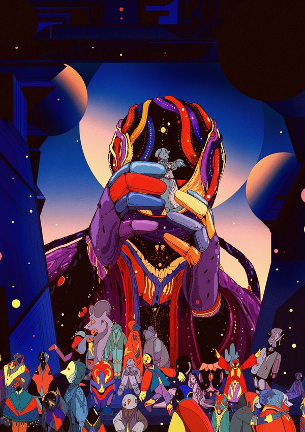 New Works by Kilian Eng – more 80s cartoon-esque images @ http://www.juxtapoz.com/Current/new-works-by-kilian-eng# – #art #illustration #cartoon