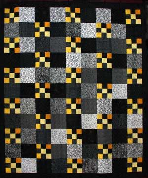 9-Patch on Parade Quilt Kit