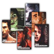 The O'Malley series by Dee Henderson. Great Christian book series about an unlikely family. I think I've read each of them about a million times.