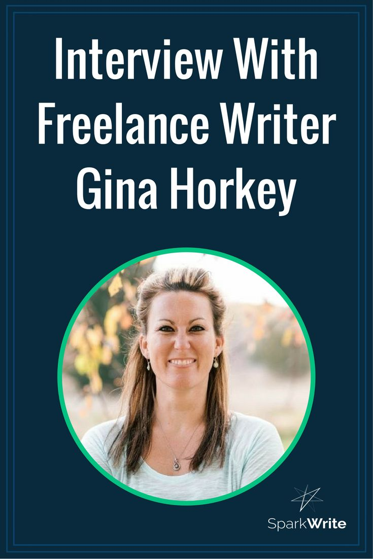 """I'm the one that's prioritizing my life and that's where the true freedom comes in."" - Gina Horkey on her freelance business http://sparkwrite.io/interview-freelance-writer-gina-horkey/"
