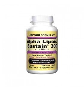 Alpha Lipoic Sustain 30 cps Secom