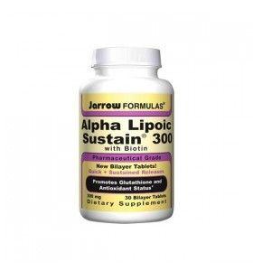 Alpha Lipoic Sustain 30 cps Secom