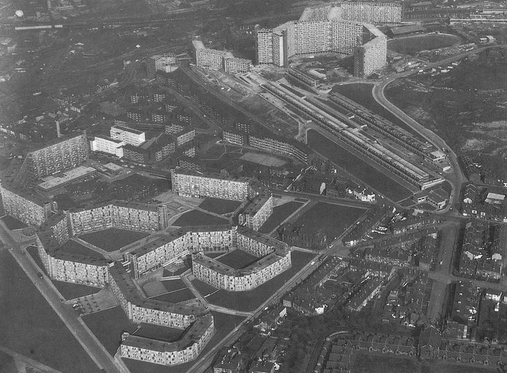 Park Hill & Hyde Park Flats, Sheffield #socialsheffield #sheffield