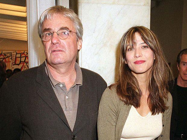 Sophie Marceau et Andrzej Żuławski