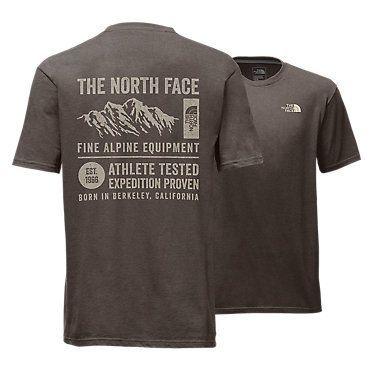 Nike Mens T-Shirt - Nike Hurley Cracking Tri-Blend Premium Charcoal A74a1583