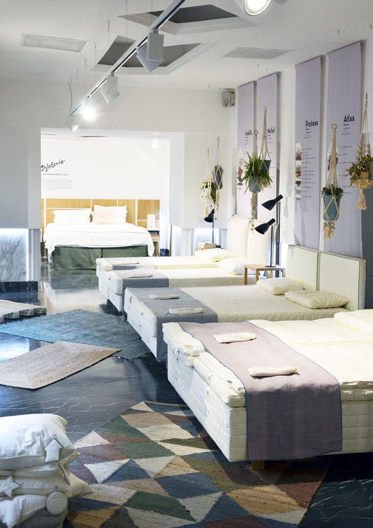 Scopri il nostro negozio di letti. Design Outfit Materassi E Relax Che Arrivano Dalla Grecia Design Negozi Di Arredamento Mobili