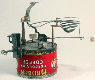 Best Kinetic Sculpture For Teaching Images On Pinterest - Mechanical kinetic sculptures bob potts inspired animals