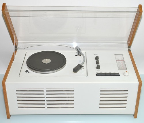 braun SK55 radio & record player... Awesome!!