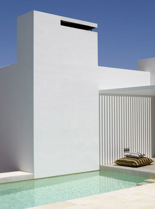 House on Menorca Island, Spain
