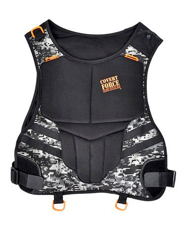 Look what I found on #zulily! Covert Force Tactical Body Armor #zulilyfinds