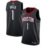 #BFCM #CyberMonday #NBAStore.com - #NBAStore.com Men's Houston Rockets Trevor Ariza Nike Black Swingman Jersey Statement Edition - AdoreWe.com