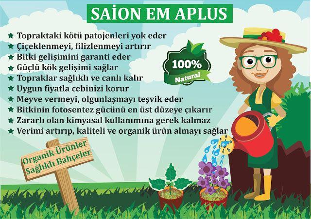 Organik Tarım ve Bahçelerde Organik Ürün Almanın Yolları