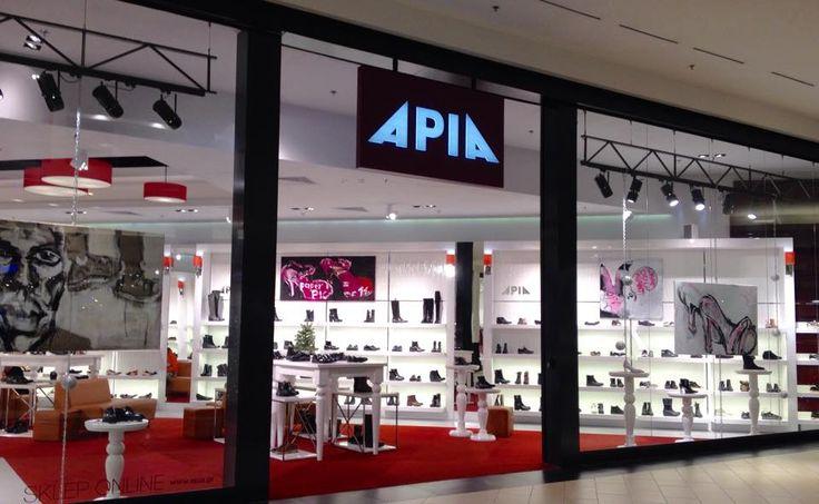 Obrazy #XY w sklepie #APIA w #MagnoliaPark we Wrocławiu.