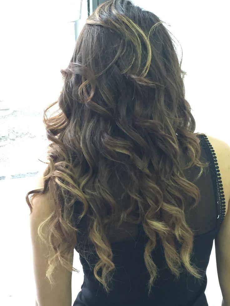 #wave #onde #balayage #blonde #cut #haircut #color #style #hair #hairstyle #womenstyle #longcut #color #haircolor #danilo