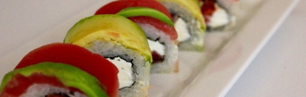 make your own sushi. Idea for a party? I think so!
