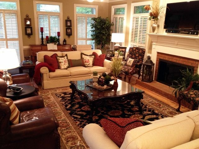 1000 ideas about living room arrangements on pinterest for Living room arrangements