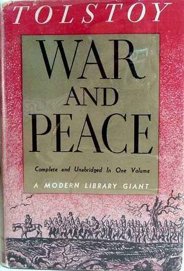 a literary analysis of the book war and peace by leo tolstoy It was instantly popular with readers, although criticized by the literary left for lacking in social critique, tolstoy however did not regard war and peace as a novel, but as more of an epic in prose.