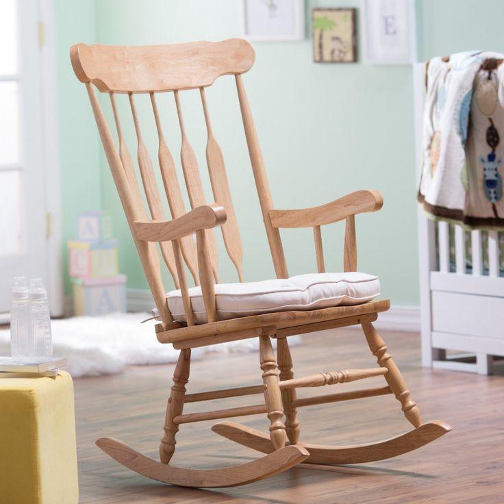 Nursery Rocker on Pinterest  Vintage rocking chair, Rocking chair ...