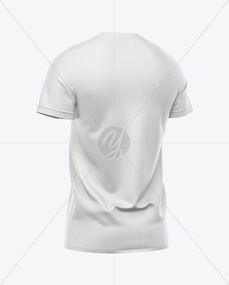 Download White Jersey Mockup in 2020 | White jersey, Soccer tshirts ...