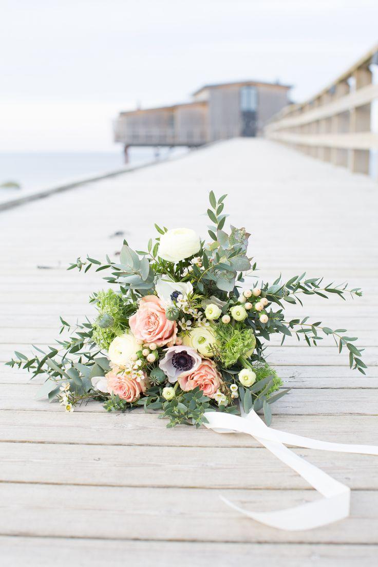 #palepink #springwedding #weddingflowers # weddingphotography_stockholm #bouquet
