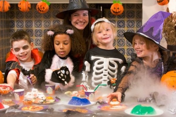 "Top Halloween party songs for kids! Make your Halloween party a ""Graveyard Smash!"""