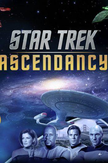 Star Trek Ascendancy Board Game. 220x330 Great Star Trek Gift Ideas