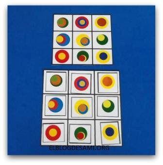 Objetivo(s): Estimular la atención, concentración y la percepción. Mejorar las habilidades visioperceptivas. Actividad(es): Analizar las imágenes de círculos, compararlos y encontrar las que son iguales al modelo y situarlasen el … Leer más  »