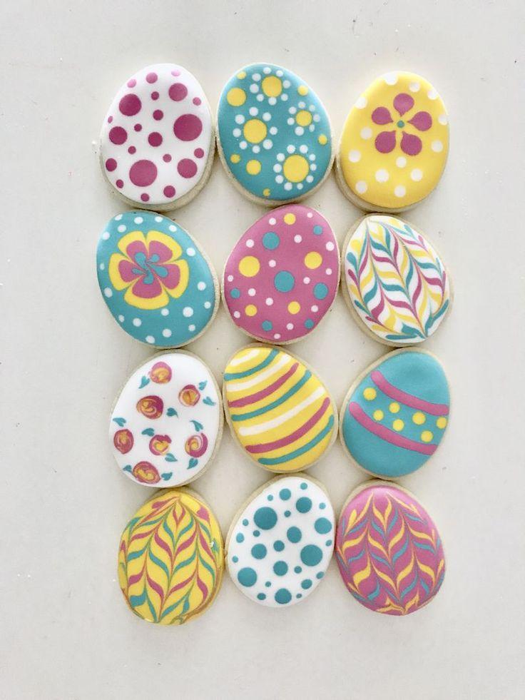 Resultado de imagen para galletas decoradas de pascua pinterest