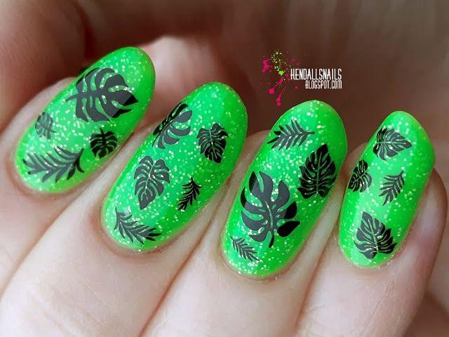 World Of Colors: Liście palmowe