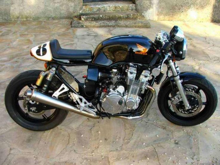 motographite motorcycles   motographite honda cb750 lucky number