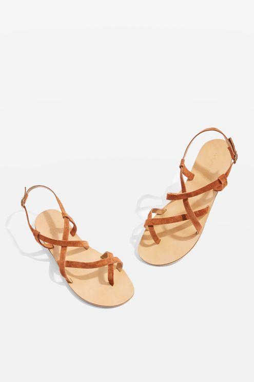 776cf5ee1c22 Hot Stuff Strappy Sandals