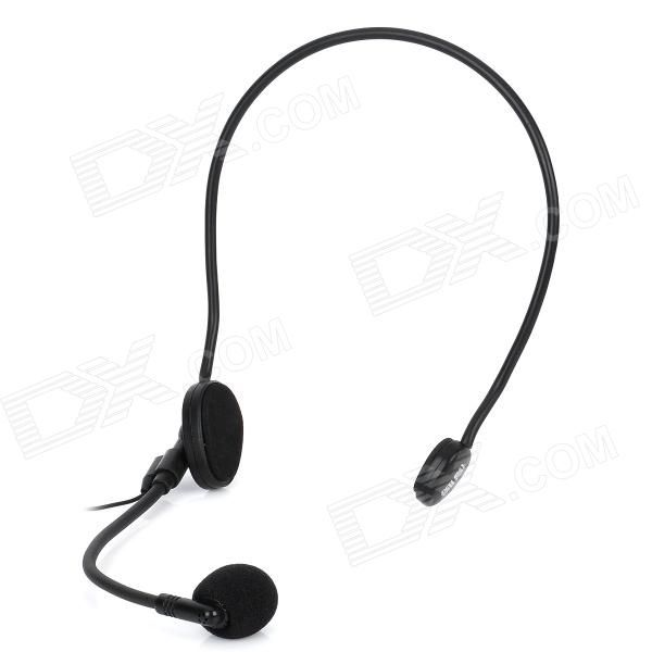 Model: HM-700; Quantity: 1; Color: Black; Material: Plastic; Connector Type: 3.5mm; Packing List: 1 x Microphone (100cm); http://j.mp/1nb6c1j