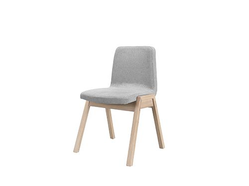Wewood Pensil family chairs, solid oak and fabric, the perfect chair for your dining room! #chairs #ideas #solidwood #diningroom #wewood