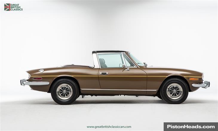 Classic TRIUMPH STAG for sale - Classic & Sports Car (Ref Surrey)